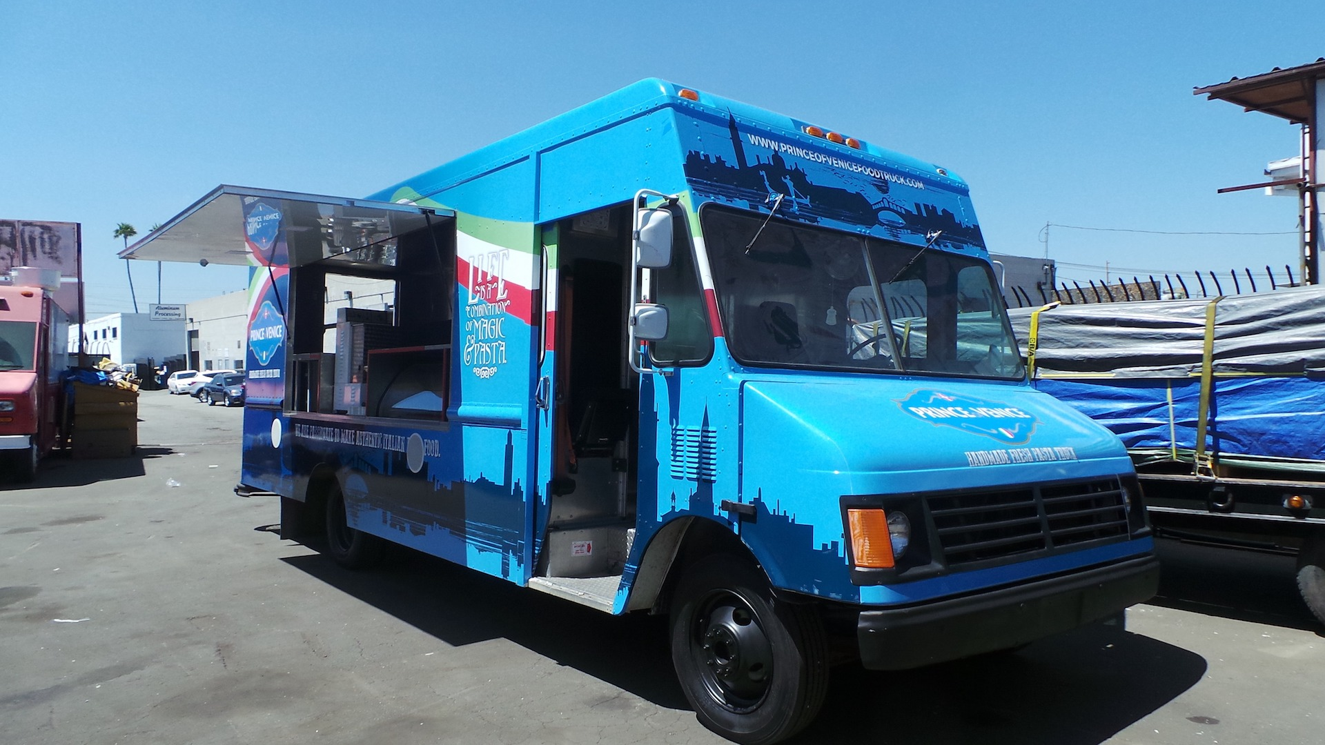Food Trucks Projects LA Stainless Kings
