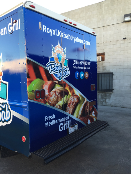 Royal Kebab Food Truck