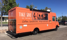 Take Five Food Truck