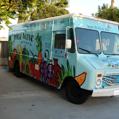 Juice Wave Food Truck