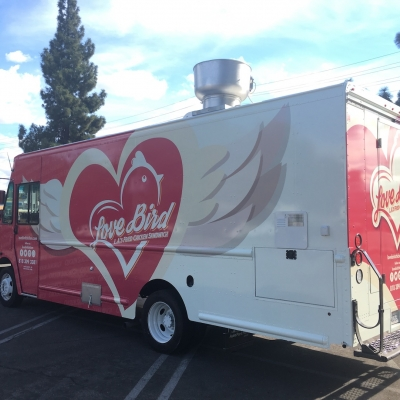 Love Bird Sandwich Food Truck