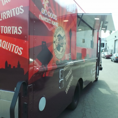 Rodeo Mexican Food Truck