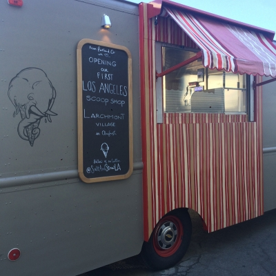 Salt & Straw Ice Cream Truck