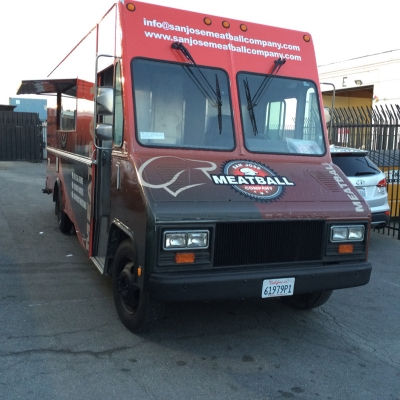 San Jose Meatball Food Truck