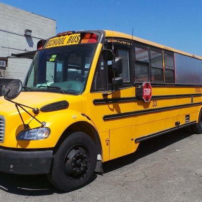 School Bus Food Truck